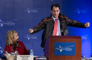 Scott Walker, Mary Fallin