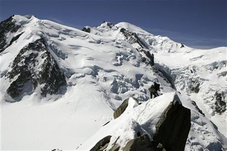 CORRECTION France Avalanche