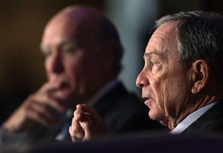 Michael Bloomberg, William Daley