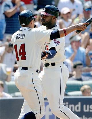 Martin Prado, Jason Heyward