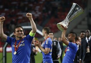 Frank Lampard, Ashley Cole