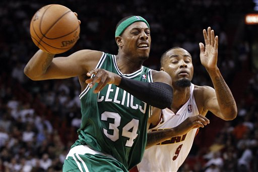 Paul Pierce, Rashard Lewis