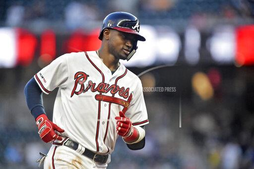 MLB 2019: Miami Marlins vs Atlanta Braves AUG 21