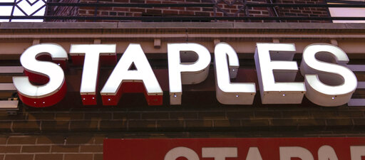 Staples offers to buy Office Depot for $2.1 Billion
