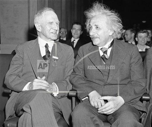 Watchf AP A  DC USA APHS361847 Albert Einstein
