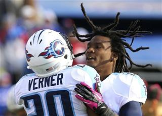 Chris Johnson, Alterraun Verner
