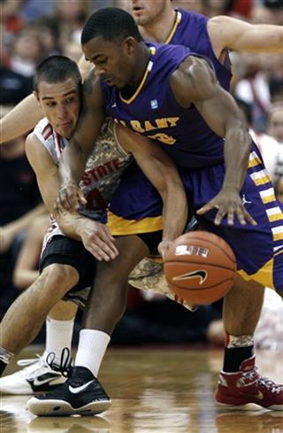 Aaron Craft, Mike Black