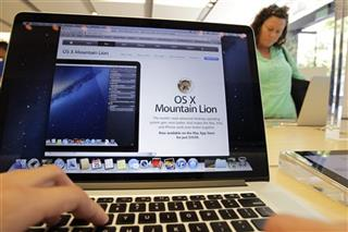 Apple Mountain Lion