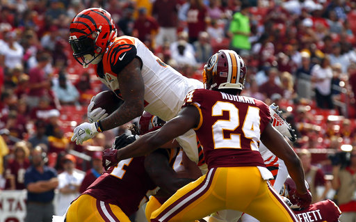 Josh Norman, Jeremy Hill