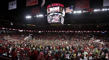 Michigan Wisconsin Basketball
