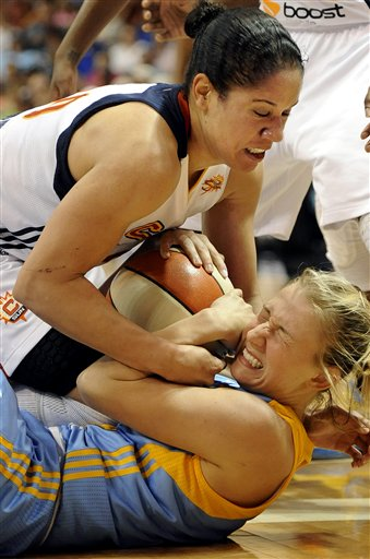 Kara Lawson, Courtney Vandersloot