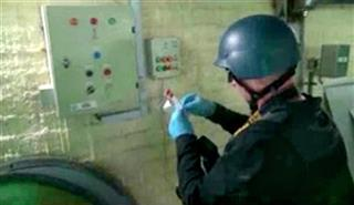 Mideast Islamic State Chemical Weapons