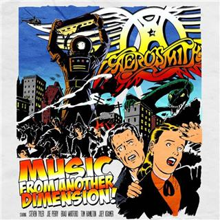 Music Review Aerosmith