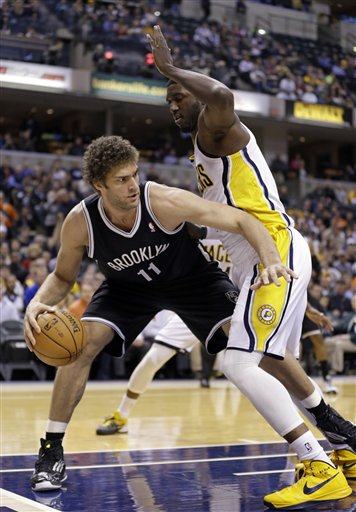 Brook Lopez, Roy Hibbert