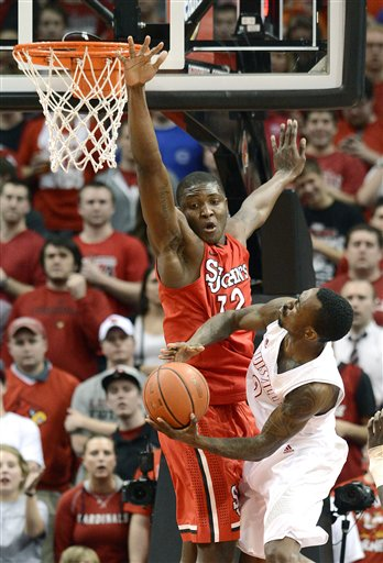 Russ Smith, Chris Obekpa