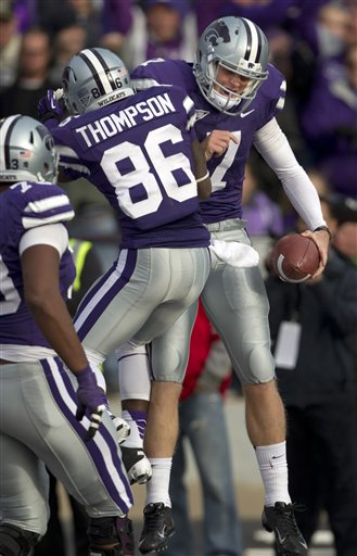 Tramaine Thompson, Collin Klein