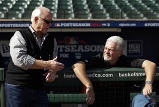 Walt Jocketty, Brian Sabean