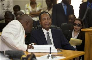 Jean-Claude Duvalier, Veronique Roy