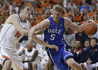 Mason Plumlee, Mike Toey