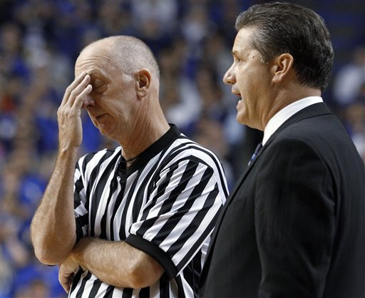 John Calipari, Mike Kitts