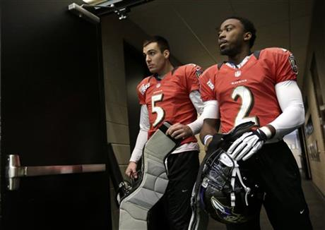 Joe Flacco, Tyrod Taylor