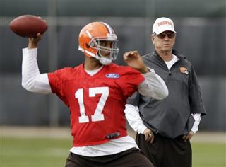 Norv Turner, Jason Campbell