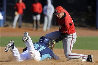 Gardner Webb UNC Wilmington Baseball