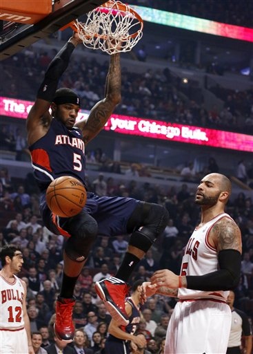 Josh Smith, Carlos Boozer