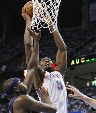 Serge Ibaka, Zach Randolph