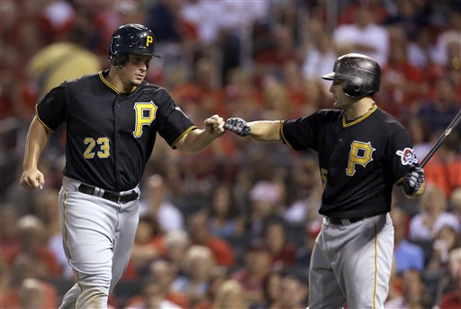 Travis Snider, Michael McKenry