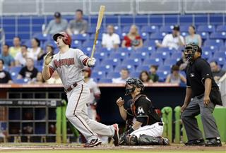 Paul Goldschmidt, Rob Brantly, Adrian Johnson