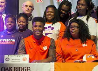 Signing Day Clemson Football