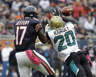 Alshon Jeffery, Jalen Ramsey