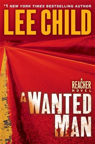 Book Cover A Wanted Man