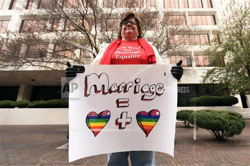 Gay Marriage Southern Appeals