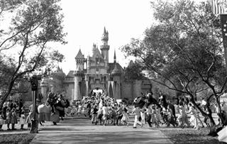 AP Was There Disneyland 1955