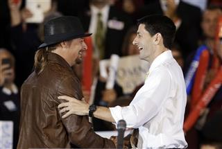 Paul Ryan, Kid Rock