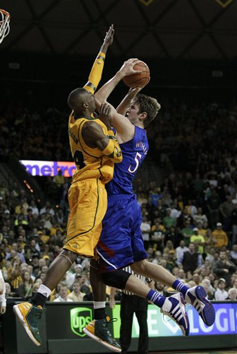 Jeff Withey, Cory Jefferson