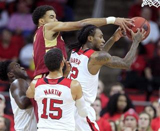Boston College NC State Basketball