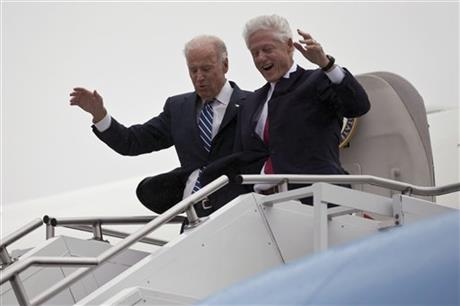 Joe Biden, Bill Clinton