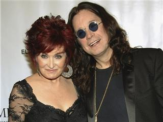 Sharon Osbourne, Ozzy Osbourne