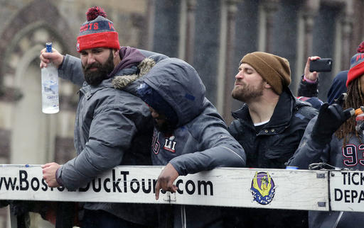 Rob Ninkovich, Chris Long
