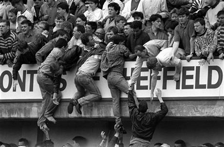 Britain Soccer Hillsborough Investigation