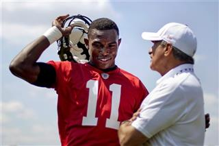 Julio Jones, Arthur Blank
