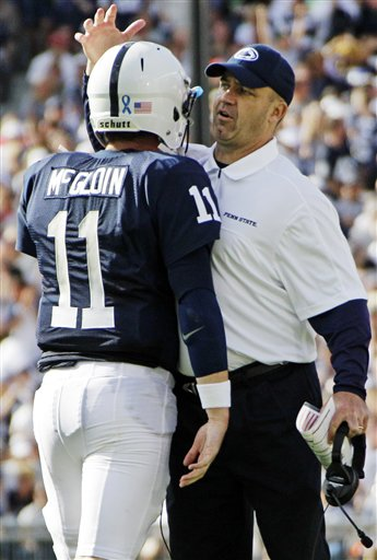 Bill O'Brien, Matt McGloin