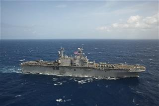 Peleliu Amphibious Ready Group Formation