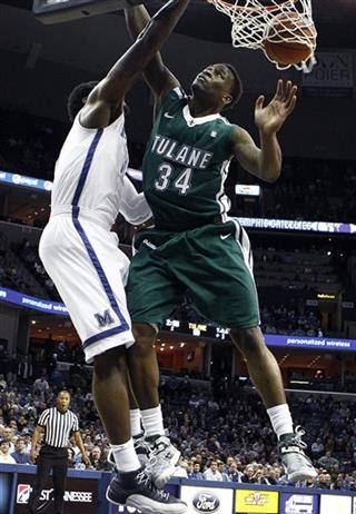 Tulane Memphis Basketball