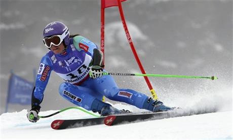 APTOPIX Austria Alpine Skiing Worlds