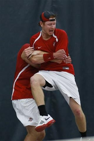 Ohio St Tennis Hotbed