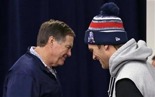 Bill Belichick, Tom Brady